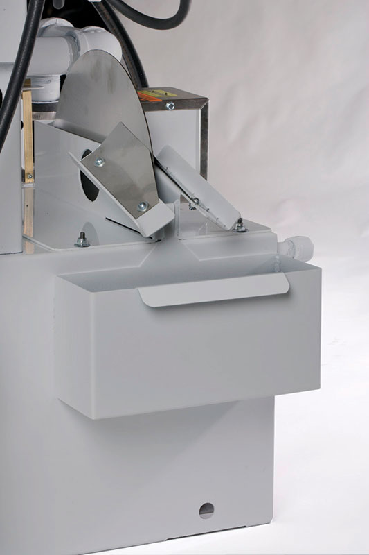 Integrated Oil Skimmer